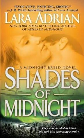 Shades of Midnight (Midnight Breed #7) by Lara Adrian