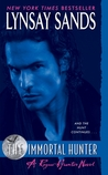 The Immortal Hunter (Rogue Hunter, #2) (Argeneau, #11)