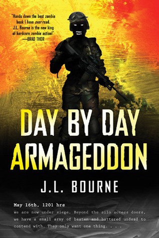 Review: Day by Day Armageddon by J.L. Bourne
