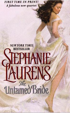 The Untamed Bride (Black Cobra Quartet, #1)