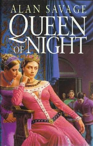 Queen of the Night (Paperback) by Alan Savage
