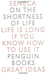 On the Shortness of Life (Penguin Great Ideas) by Lucius Annaeus Seneca