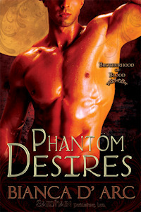 Phantom Desires (Brotherhood of Blood, #3)