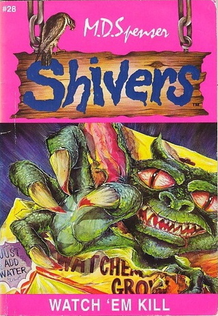 shivers books