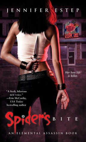 Spider's Bite (Elemental Assassin, #1)