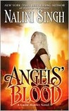 Angels' Blood (Guild Hunters, #1)