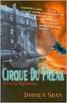 A Living Nightmare (Cirque Du Freak, #1)