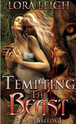Tempting the Beast (Breeds #1)