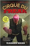 Tunnels of Blood (Cirque Du Freak, #3)