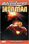 Marvel Adventures Iron Man: Many Armors of Iron Man Digest v. 2 (Marvel Adventures)