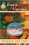 Fleece Navidad (A Knitting Mystery, # 6)