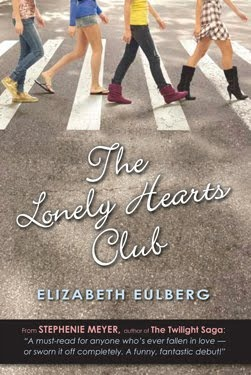 The Lonely Hearts Club book cover
