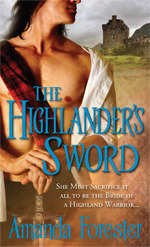 The Highlander&#39;s Sword (Highlander #1)