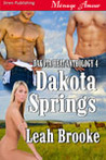 Dakota Springs (Dakota Heat, #4)