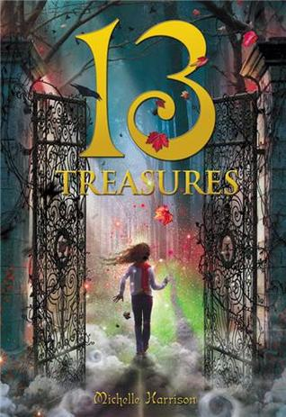 The Thirteen Treasures (Thirteen Treasures, #1)