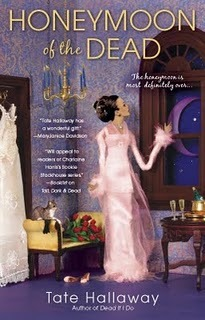 Honeymoon of the Dead (Garnet Lacey, #5)