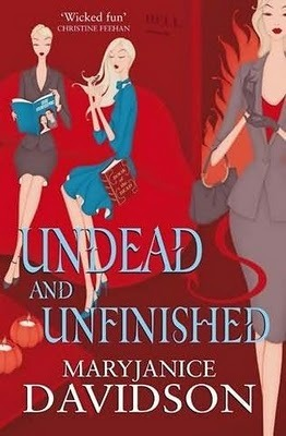 Undead and Unfinished by MaryJanice Davidson (Undead #9)