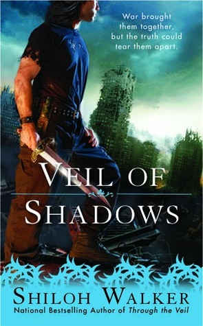 Veil of Shadows (Veil #2) by Shiloh Walker