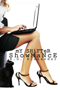 My Shifter Showmance (Shifting Reality, #1)