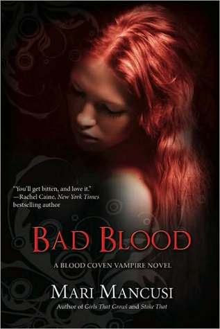 Bad Blood (Blood Coven, #4)
