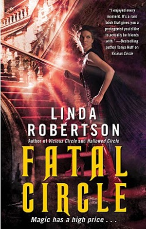 Fatal Circle (Pershephone Alcmedi, #3)