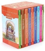 The Complete Little House Nine-Book Set (Little House, #1-9)