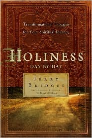Holiness Day by Day by Jerry Bridges