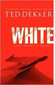 White (Books of History Chronicles: The Circle, #3)
