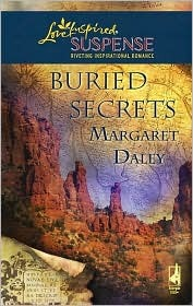 Buried Secrets (Heart of the Amazon, #2) (Steeple Hill Love Inspired Suspense #72)