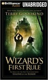 Wizard&apos;s First Rule (Sword of Truth, #1)