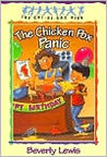 The Chicken Pox Panic (Cul-de-sac Kids, #2)