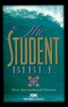 Holy Bible: The New Revised Standard Version Student Bible