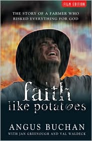 Faith like potatoes by Angus Buchan film edition cover