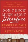 Don't Know Much About Literature: What You Need to Know but Never Learned About Great Books and Authors