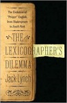 The Lexicographer's Dilemma: The Evolution of