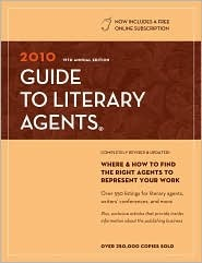 2010 Guide to Literary Agents by Chuck Sambuchino - Reviews ...