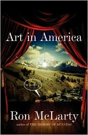 Art in America: A Novel