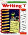 cover art for Writing Grade 1 book