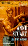 Blue Sage (Western Lovers: Ranch Rogues, #2)