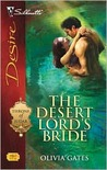 The Desert Lord's Bride (Silhouette Desire)(Throne of Judar, Book 2)