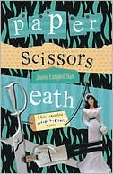 Paper, Scissors, Death (Kiki Lowenstein Scrap-n-Craft Mystery, #1)