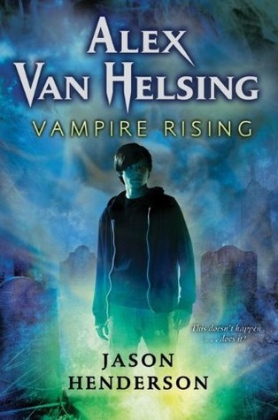 Guest Post: The need for anti-vampire heroes by Jason Henderson