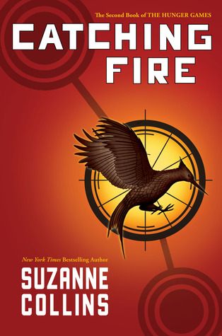 Book Review: Catching Fire (Hunger Games Trilogy, Book 1), By Suzanne Collins Cover Art