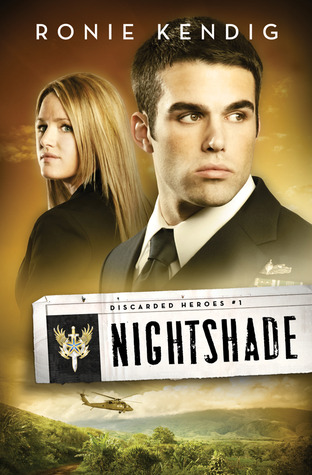 Nightshade (Discarded Heroes. #1)