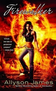 Firewalker (Stormwalker, #2)
