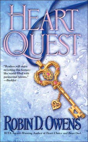Heart Quest (Celta's Heartmates #5)