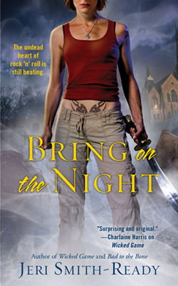 Review: Bring on the Night by Jeri Smith Ready
