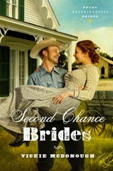 Second Chance Brides (Texas Boardinghouse series, #2)