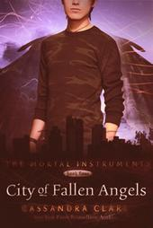 City of Fallen Angels (Mortal Instruments, #4)