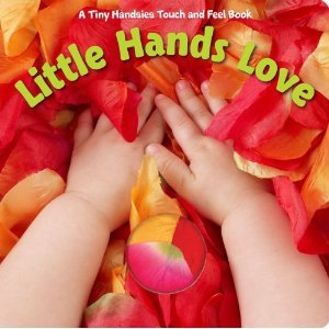 Little Hands Love: A Tiny Handsies Touch and Feel Book